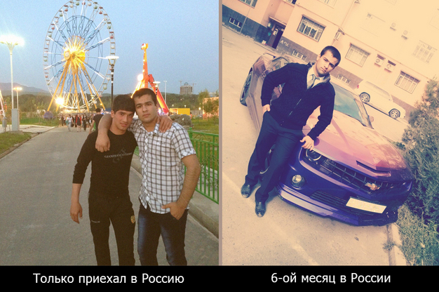Выходец изо Таджикистана, приехавший держи заработки во Россию, после порядком месяцев стал миллионером!