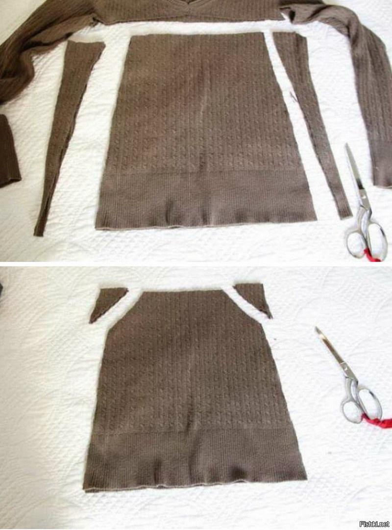 Эротика с разрезанием одежды 14 фотография