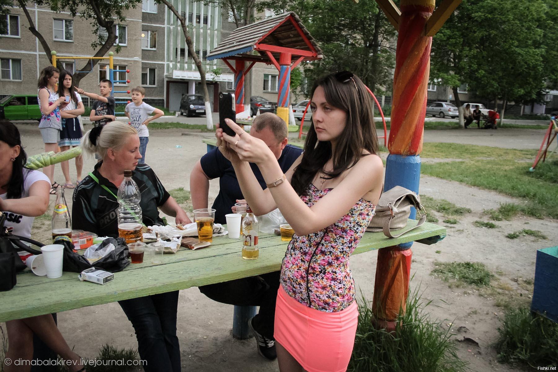 Что делают с пьяными чужими женами 1 фотография