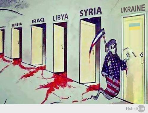 ты действительно думаешь, что каждый гражданин америки замешан вот в этой картинке??? если да, то поздравляю, ты балбес...