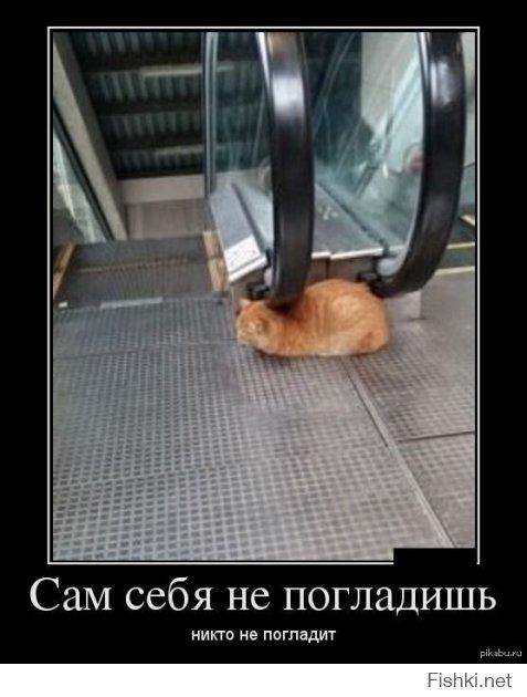 Полезная функция эскалатора
