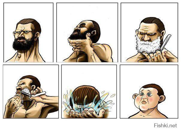 Американские военные всерьез исследуют тактическое значение бороды