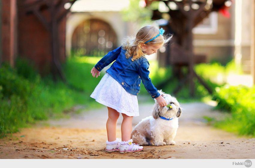 Собака — лучший друг человека.