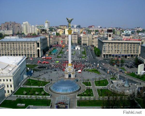 Киев.Было и стало...Это ж кем надо быть чтобы собственный город в это превратить...