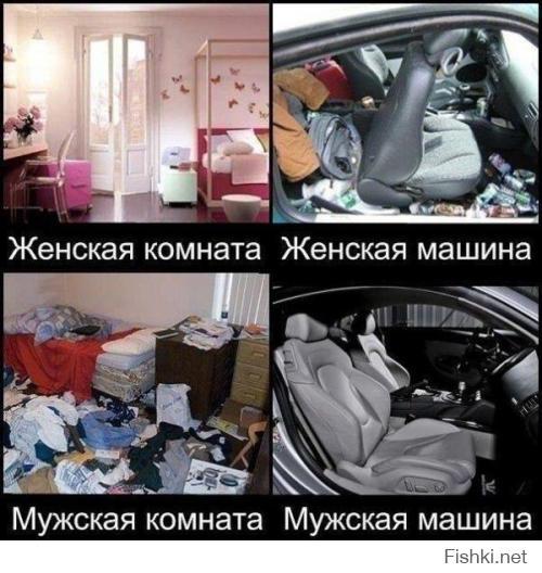 Главные отличия между мужчиной и женщиной