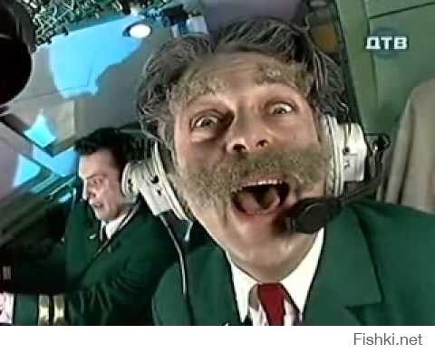 Настоящий хаос в самолете в результате страшнейшей турбулентности