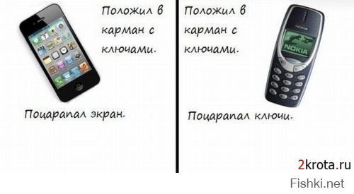 Самые желанные мобильники прошлого