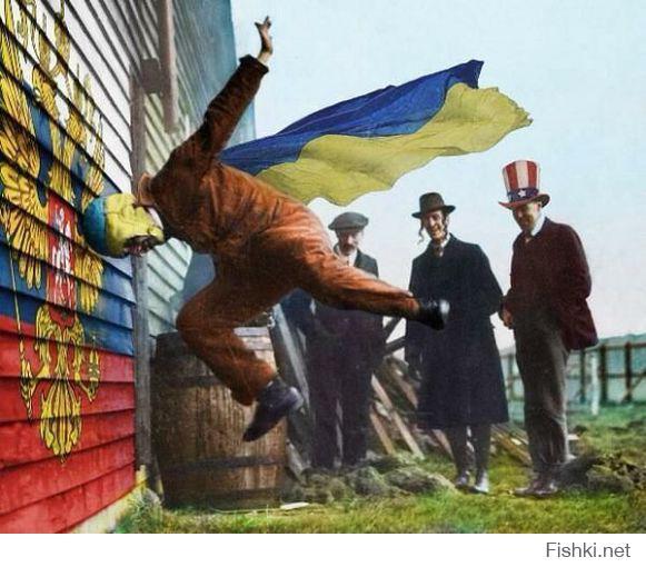 С самого начала было понятно, что ничем хорошим для бандерлогов эта «революция» не закончится.
