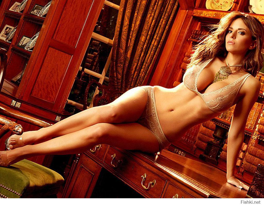Самые красивые эротические модели 3 фотография