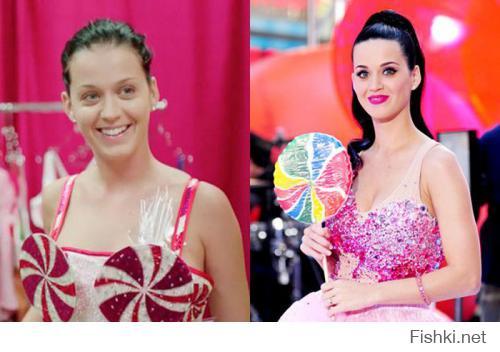 Без макияжа она даже лучше!
